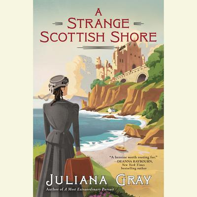 A Strange Scottish Shore Audiobook, by Juliana Gray