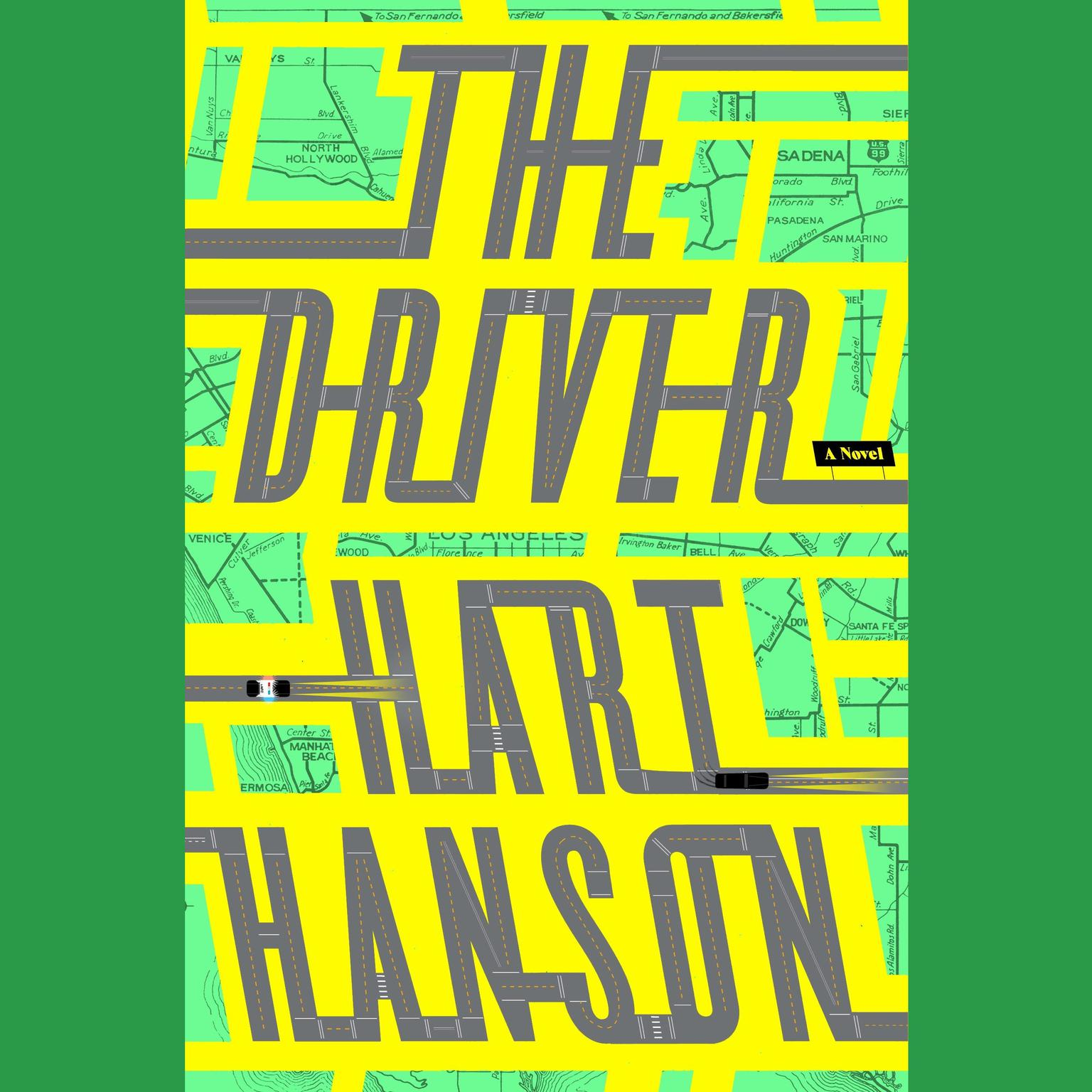 Printable The Driver: A Novel Audiobook Cover Art