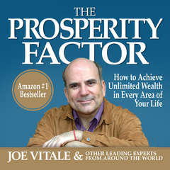The Prosperity Factor: How to Achieve Unlimited Wealth in Every Area of Your Life Audiobook, by Joe Vitale, Other Leading Experts