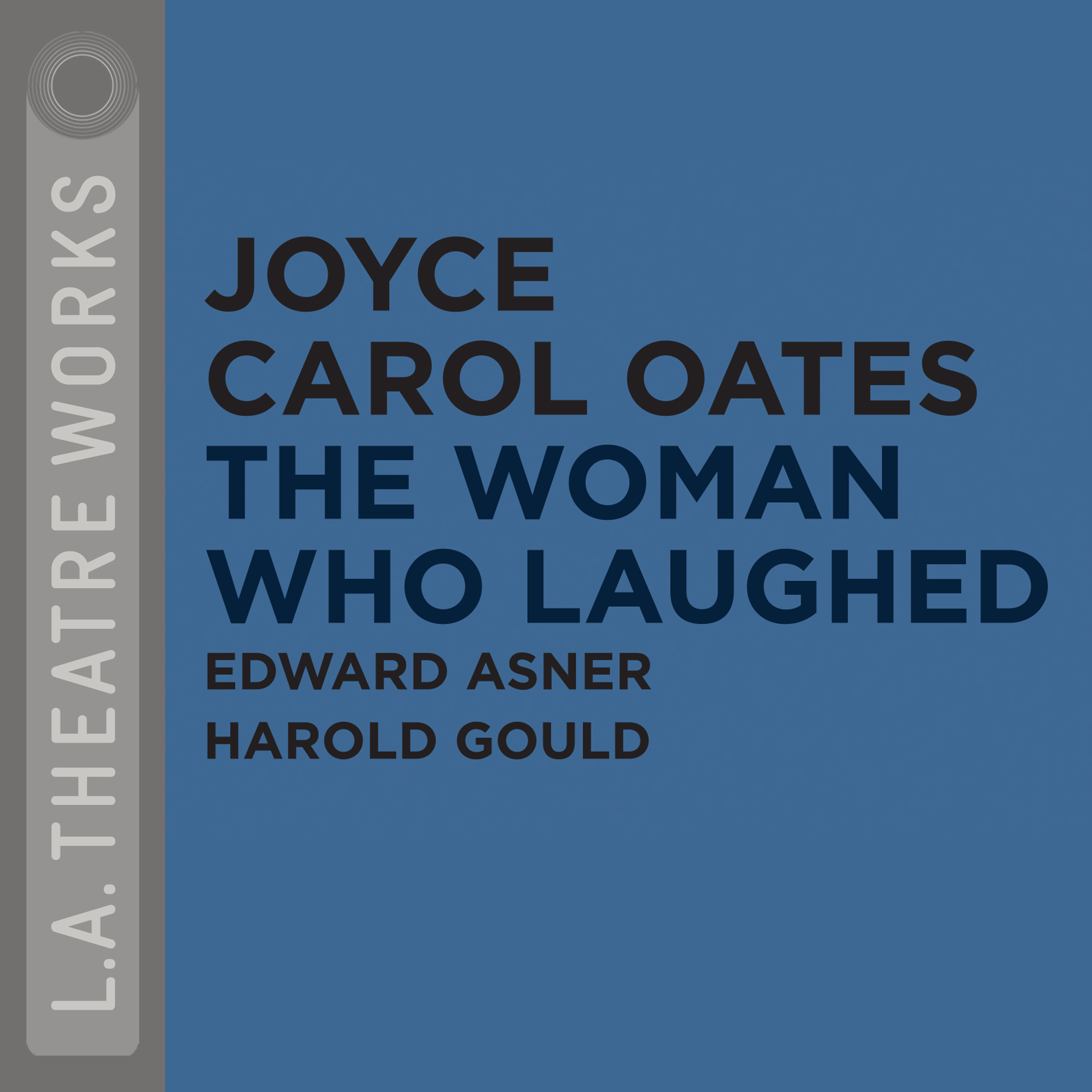 Printable The Woman Who Laughed Audiobook Cover Art