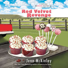 Red Velvet Revenge Audiobook, by Jenn McKinlay