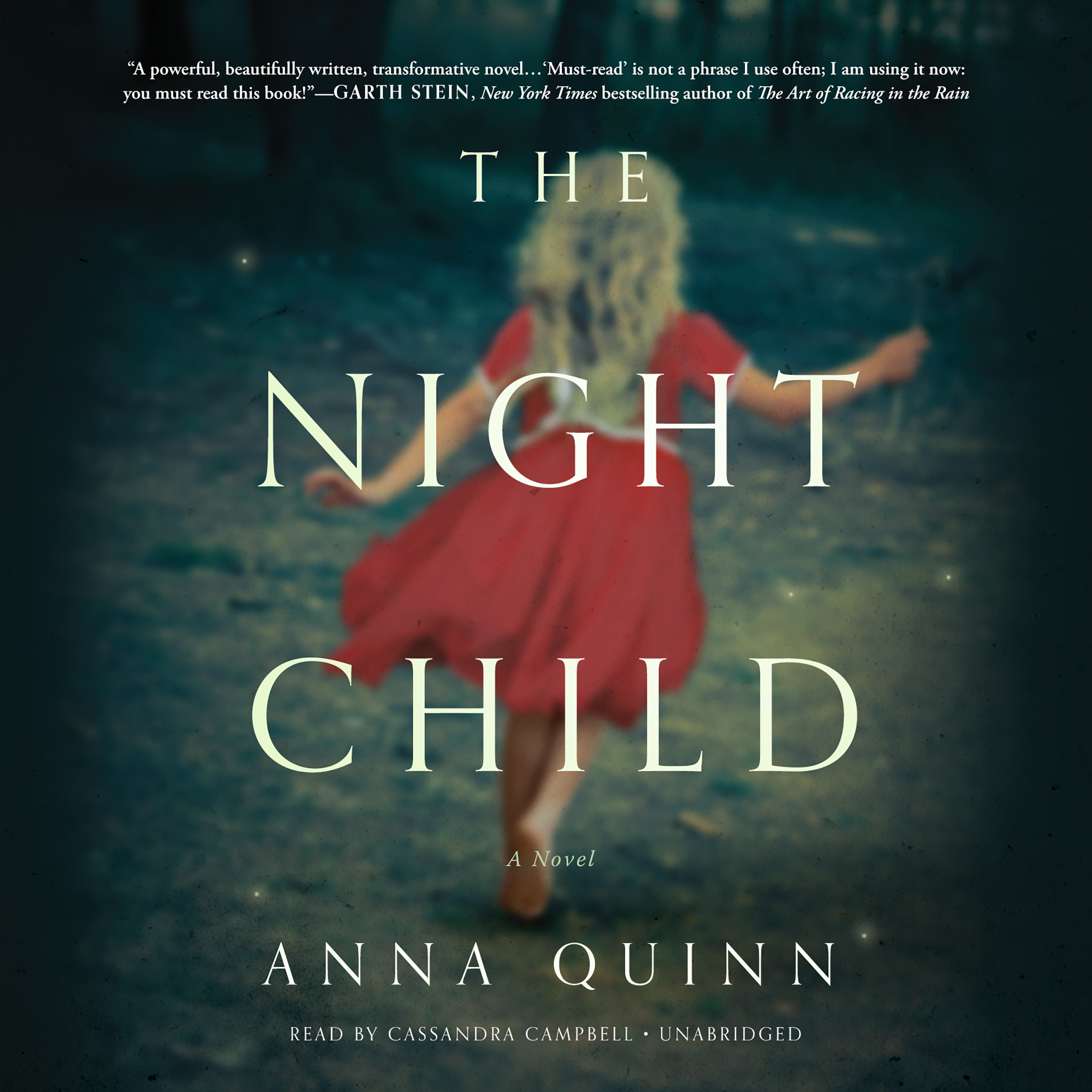 Printable The Night Child: A Novel Audiobook Cover Art