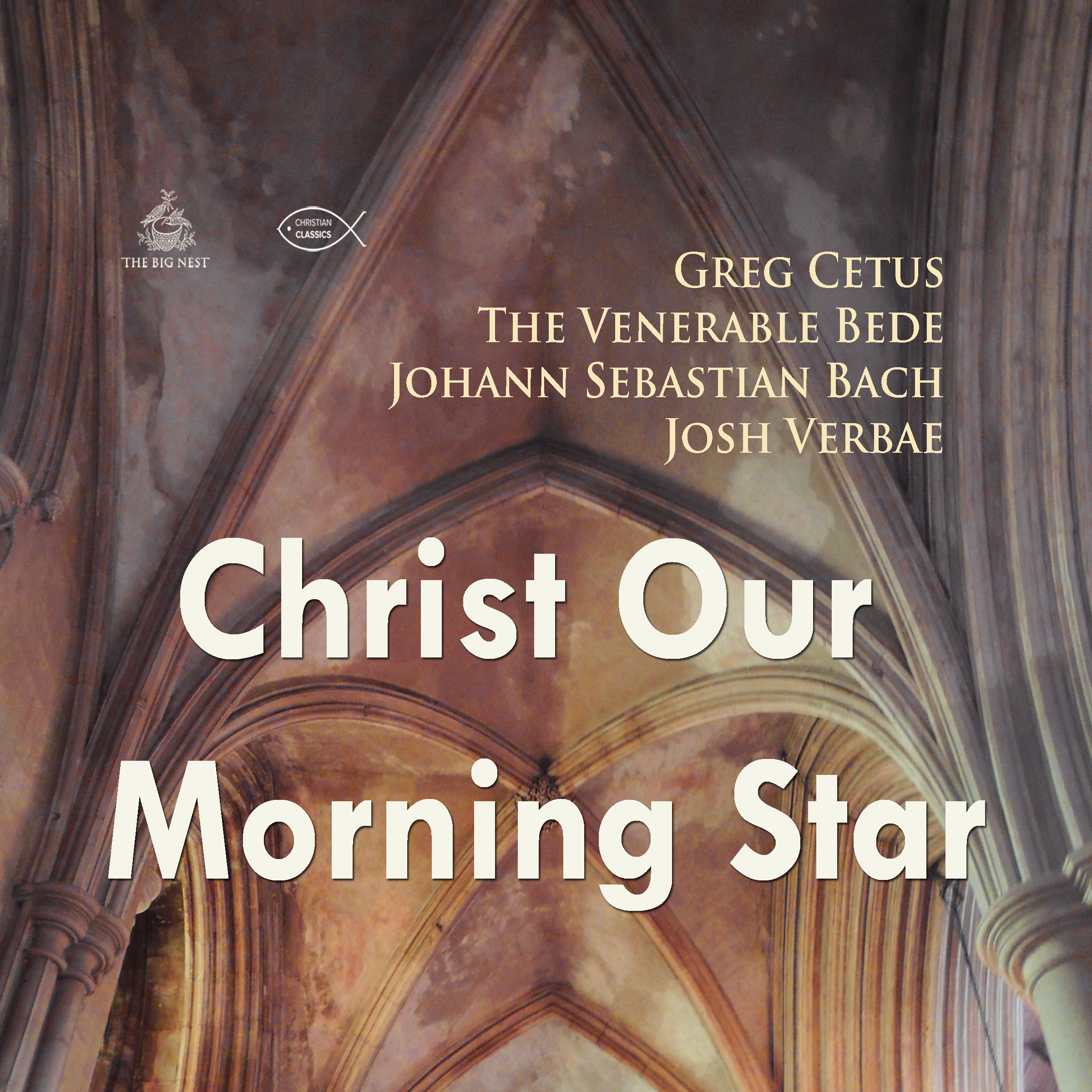 Printable Christ Our Morning Star Audiobook Cover Art