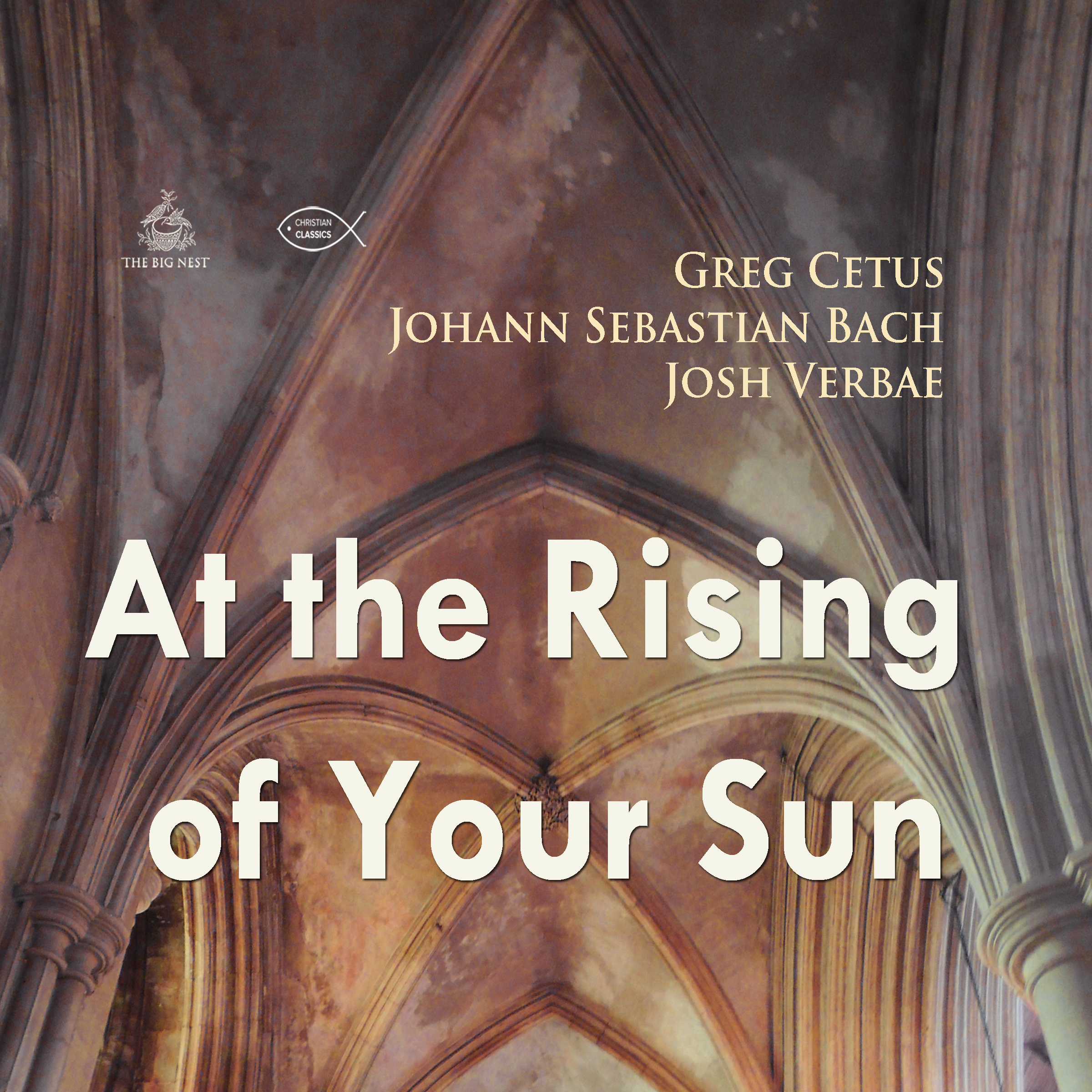 Printable At the Rising of Your Sun Audiobook Cover Art