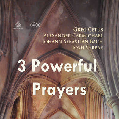 Three Powerful Prayers Audiobook, by Johann Sebastian Bach