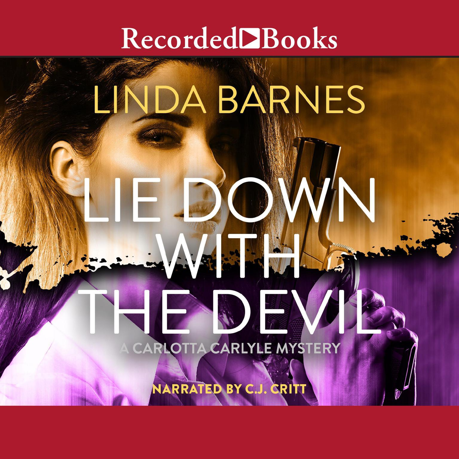 Printable Lie Down with the Devil Audiobook Cover Art