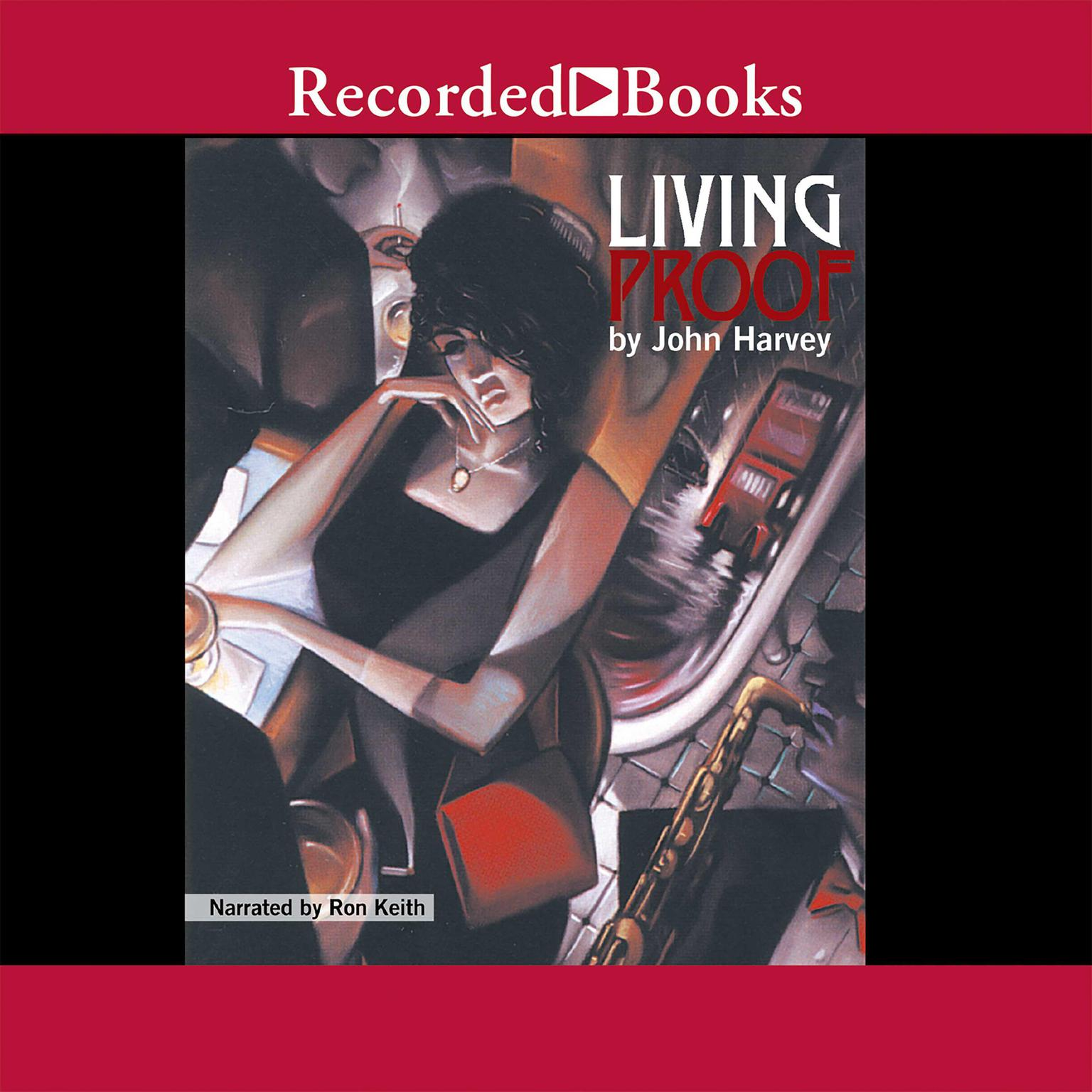 Printable Living Proof Audiobook Cover Art