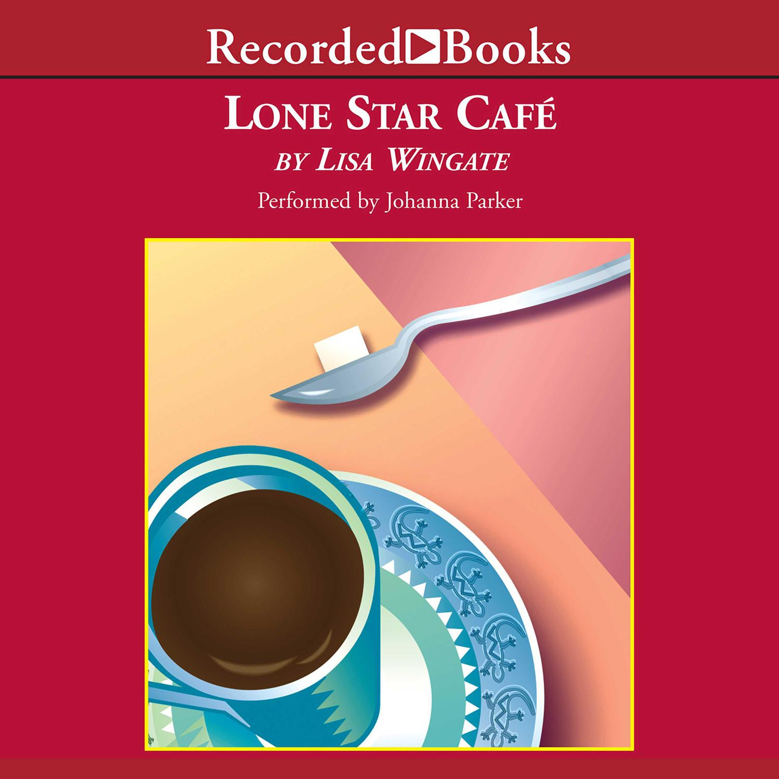 Printable Lone Star Cafe Audiobook Cover Art