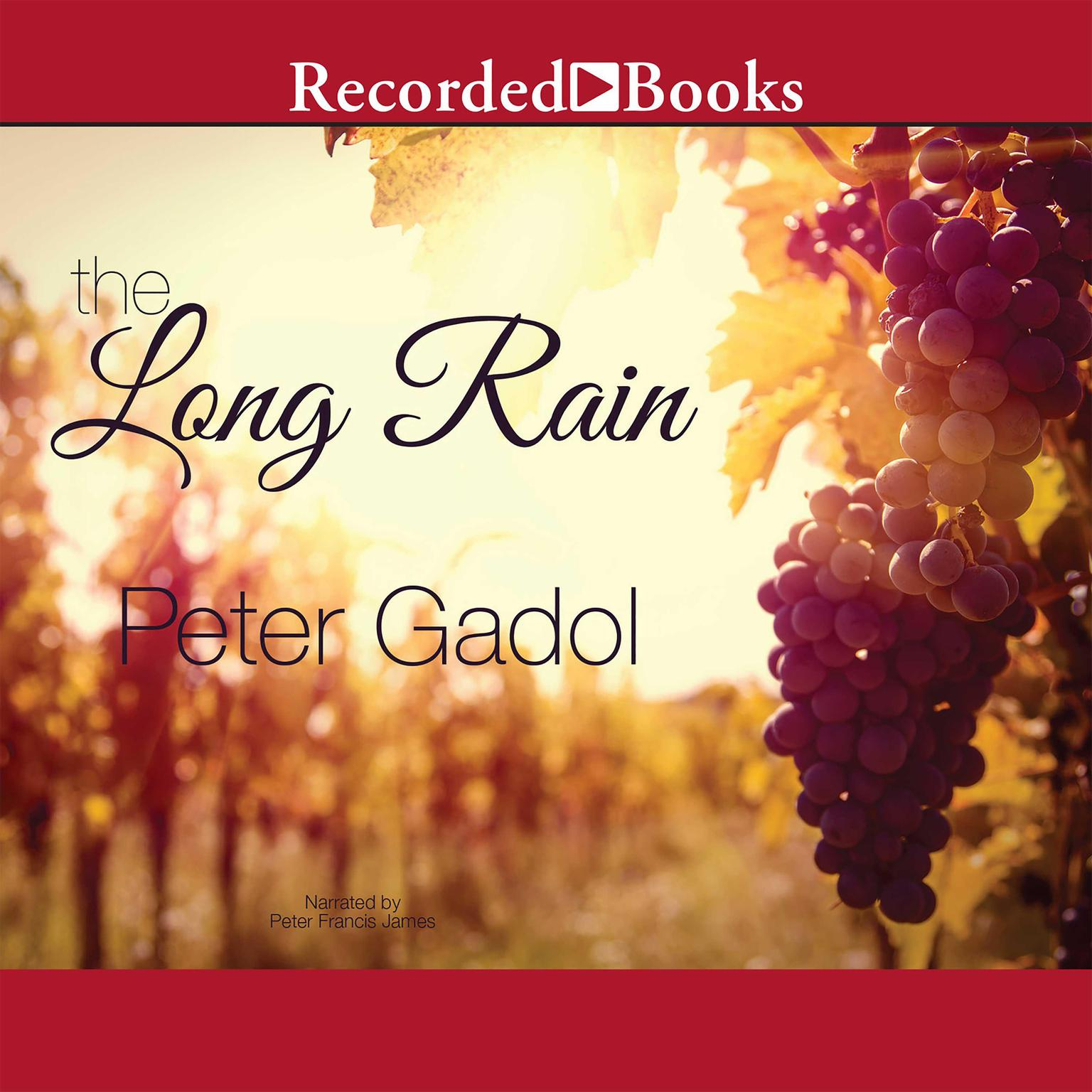 Printable The Long Rain Audiobook Cover Art