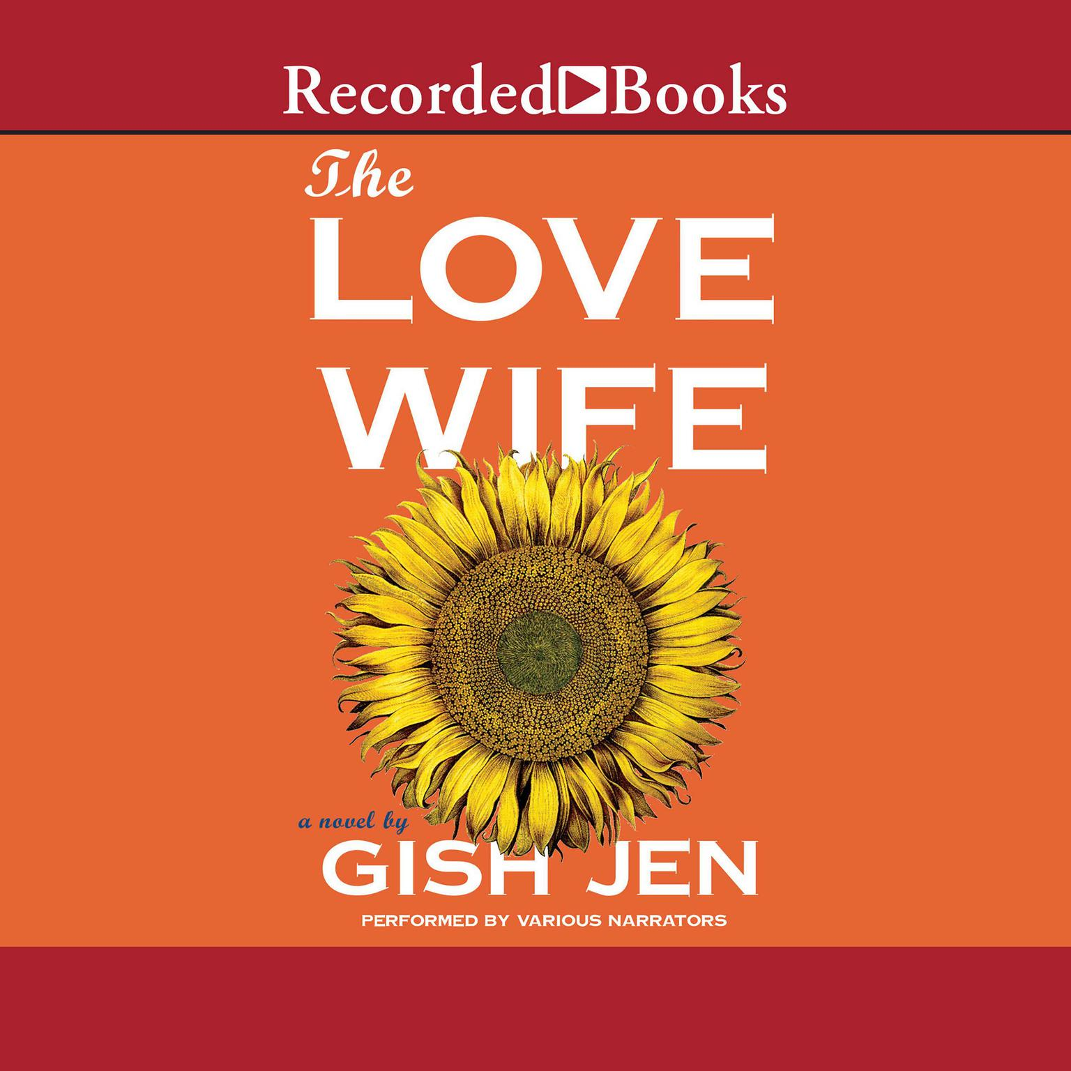 Printable The Love Wife Audiobook Cover Art