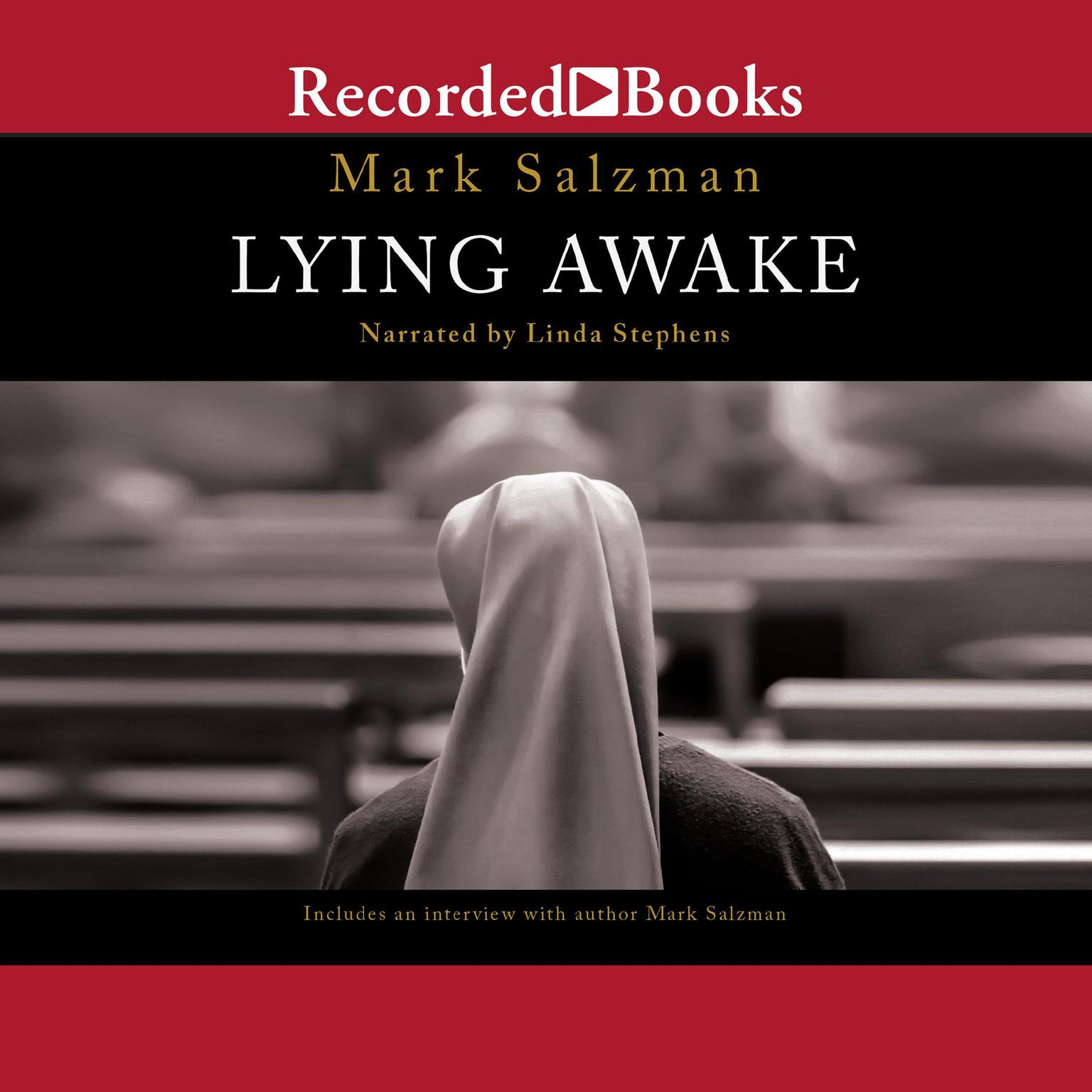 Printable Lying Awake: A Novel Audiobook Cover Art