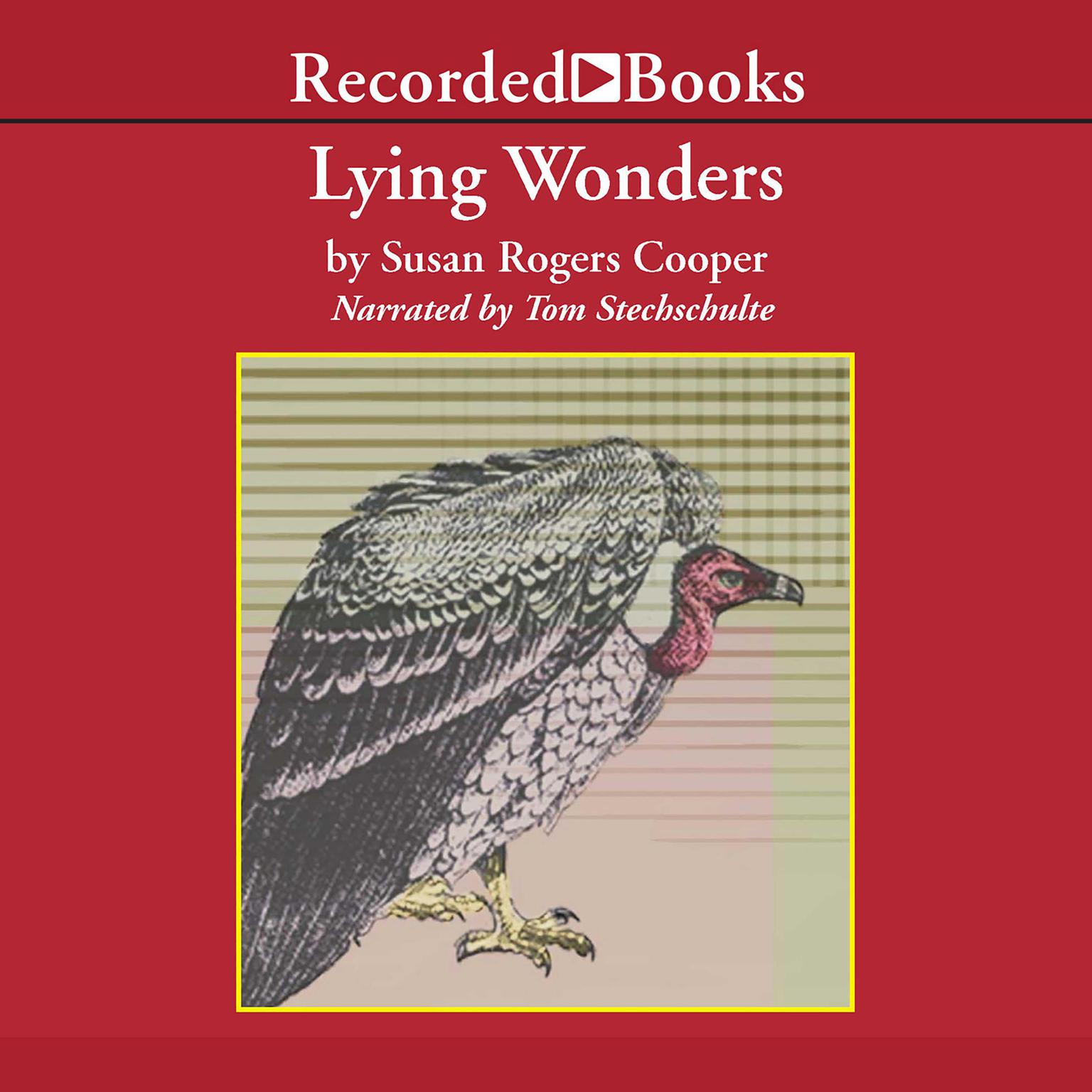 Printable Lying Wonders Audiobook Cover Art