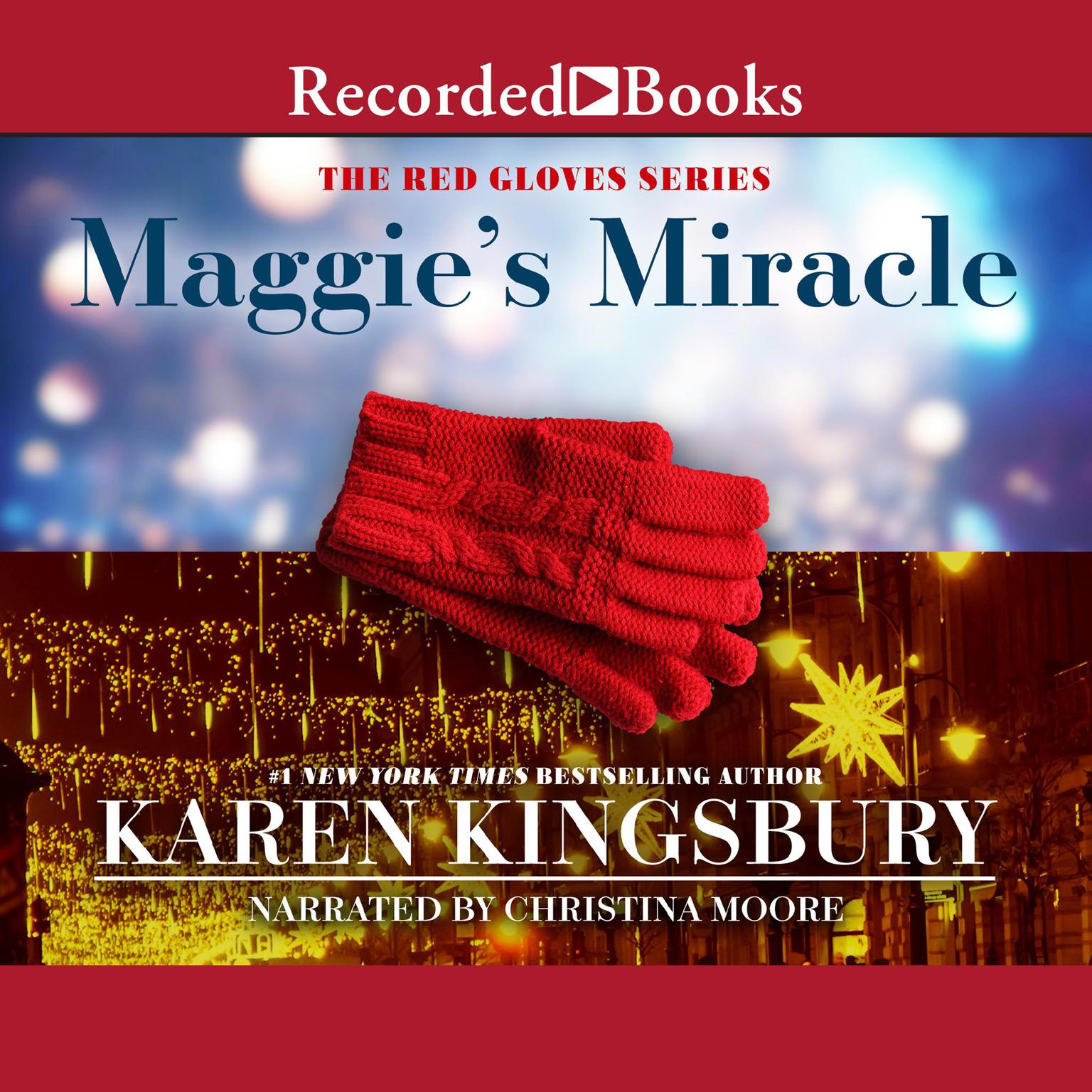 Printable Maggie's Miracle Audiobook Cover Art