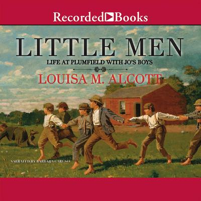 Little Men Audiobook, by Louisa May Alcott