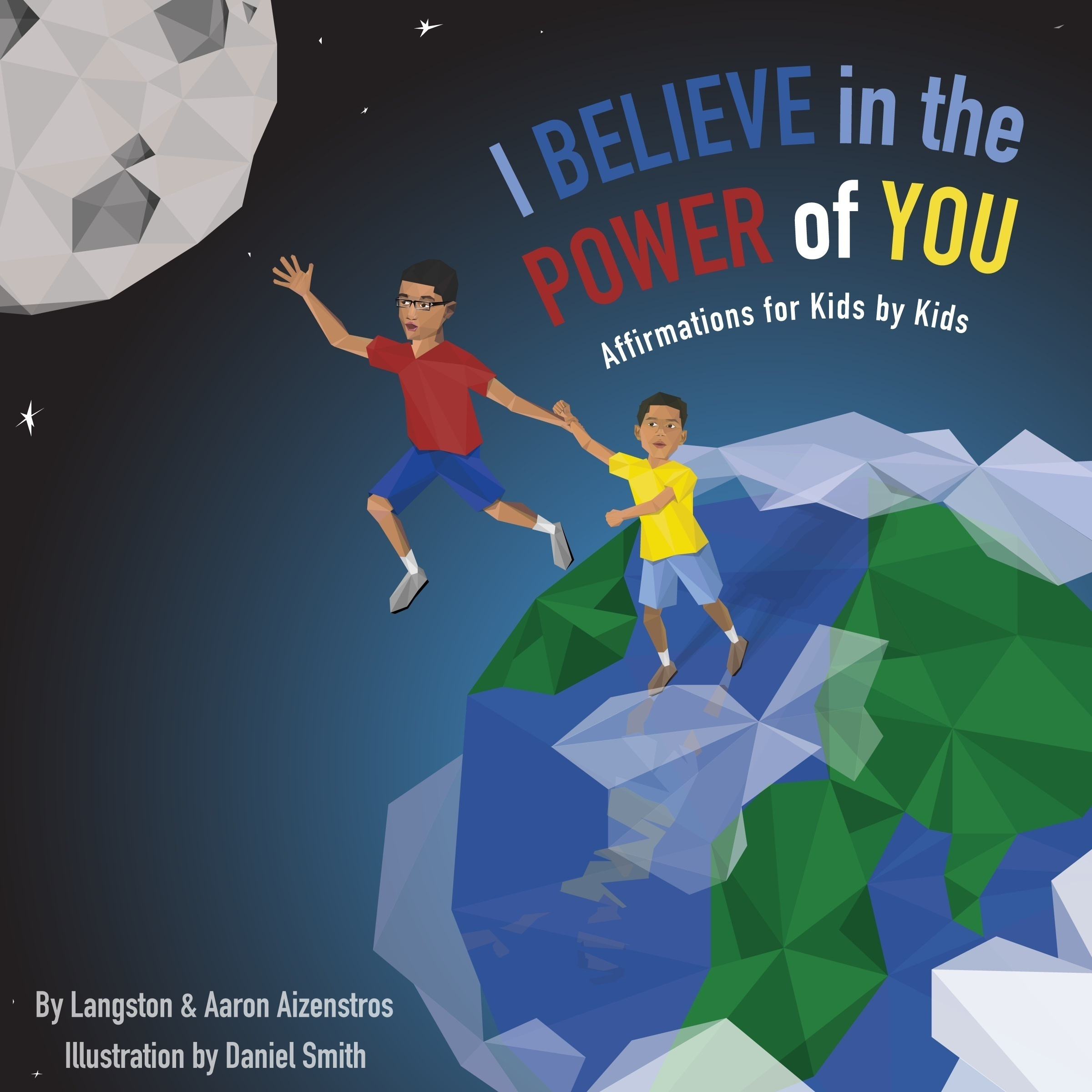 Printable I Believe In The Power of You Audiobook Cover Art