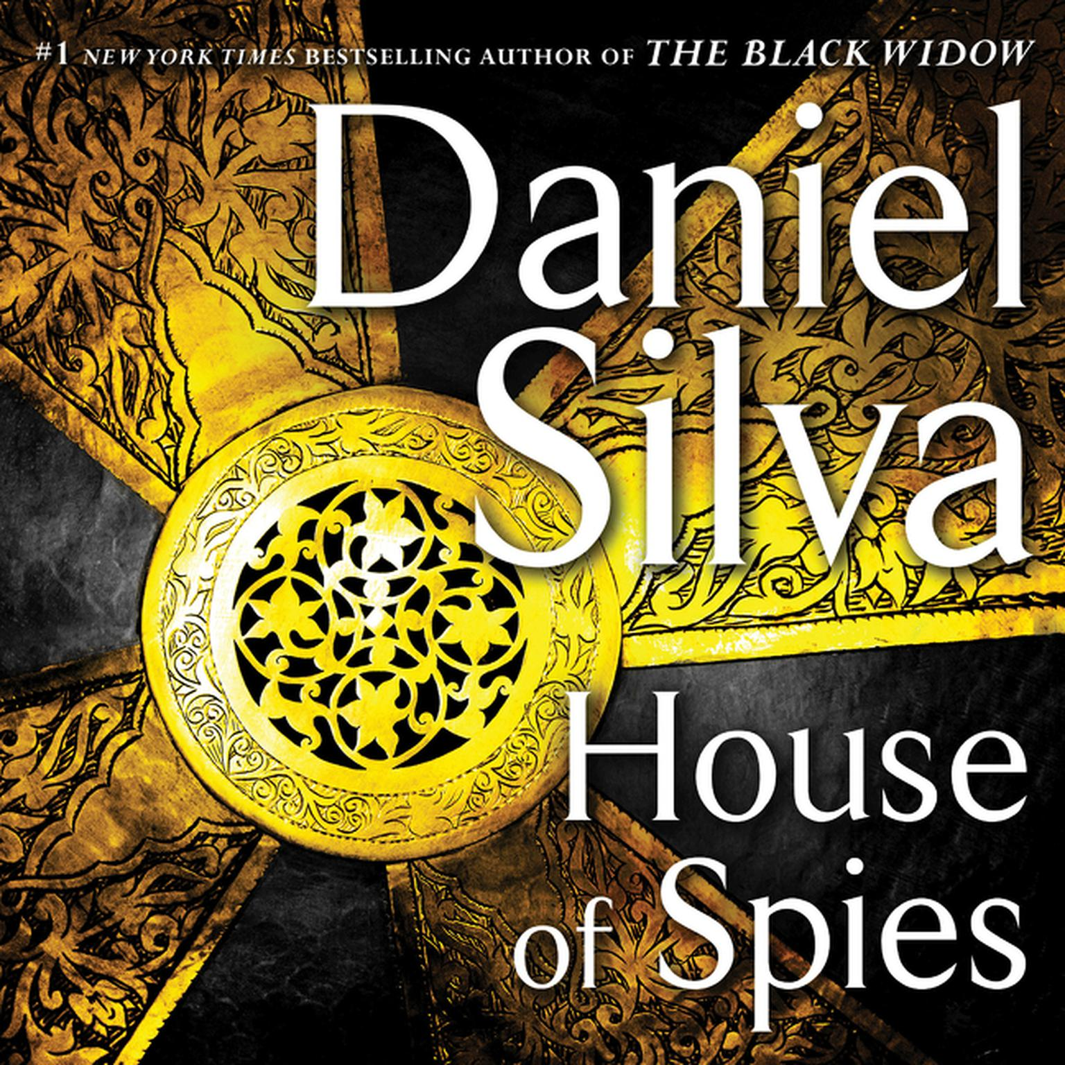 Printable House of Spies: A Novel Audiobook Cover Art