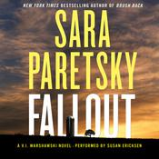 Fallout: A V. I. Warshawski Novel Audiobook, by Sara Paretsky