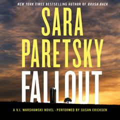 Fallout: A V.I. Warshawski Novel Audiobook, by Sara Paretsky