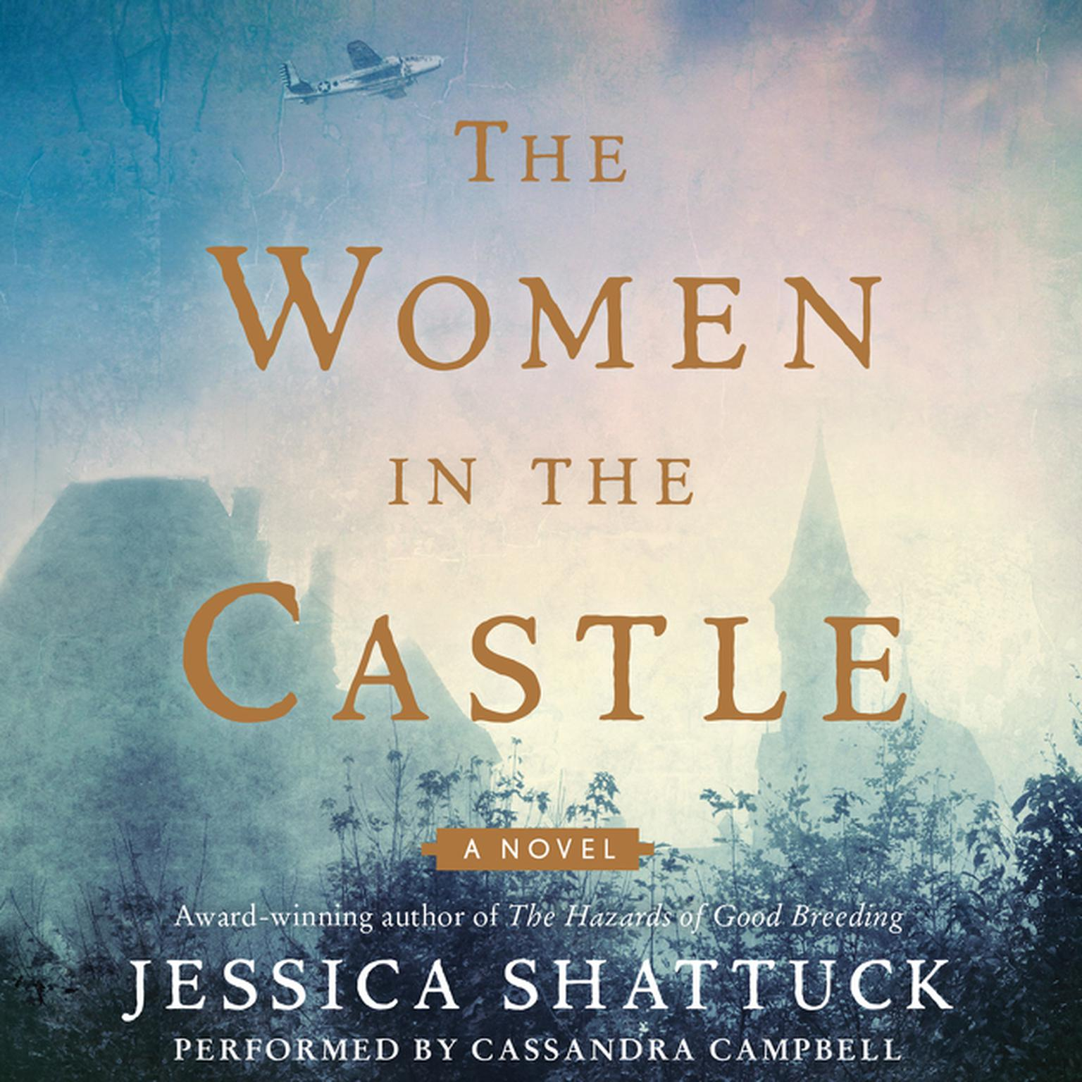 Printable The Women in the Castle Audiobook Cover Art