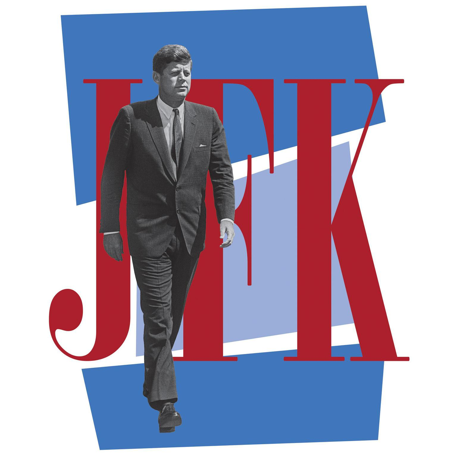 Printable JFK: A Vision for America Audiobook Cover Art