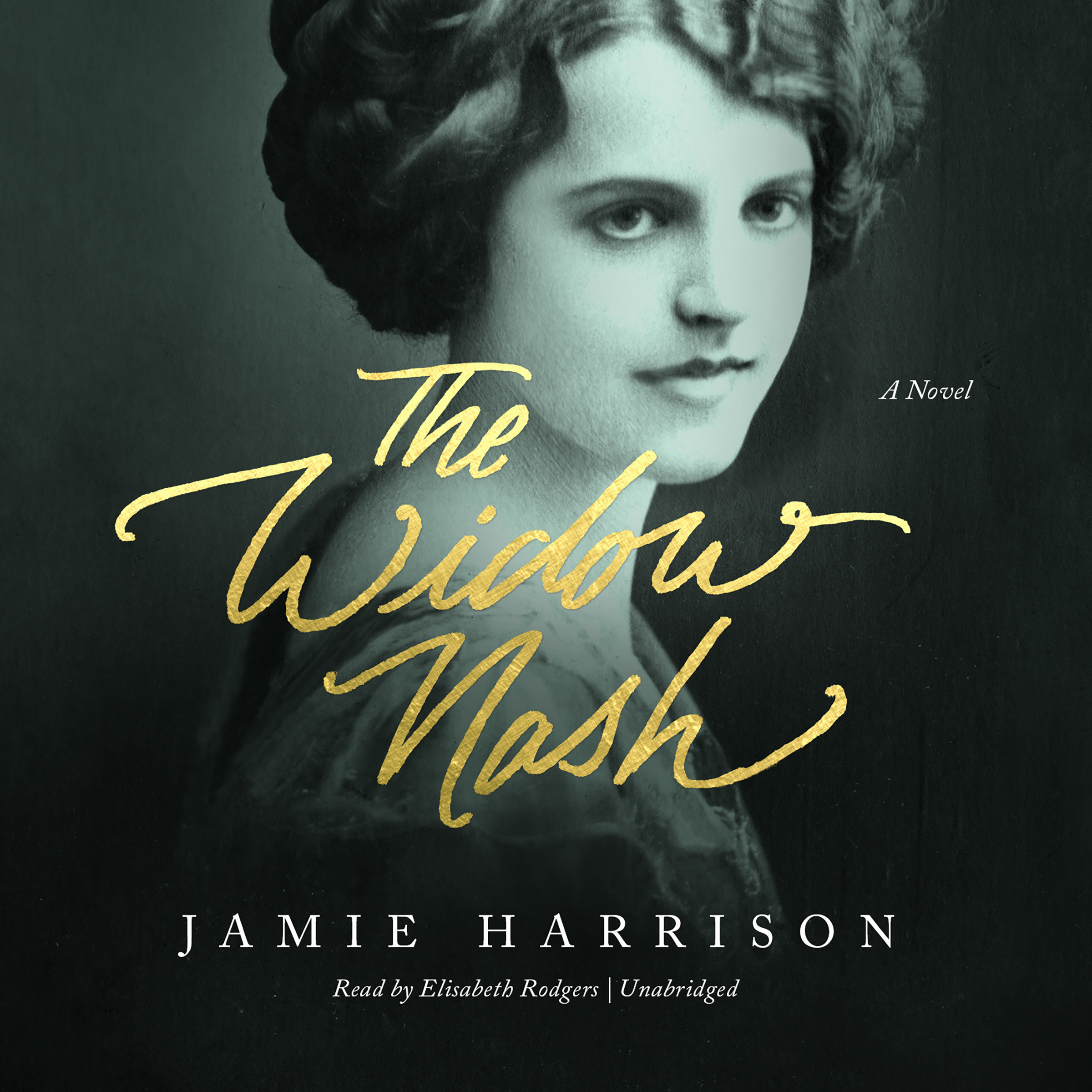 Printable The Widow Nash Audiobook Cover Art