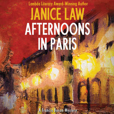 Afternoons in Paris Audiobook, by Janice Law