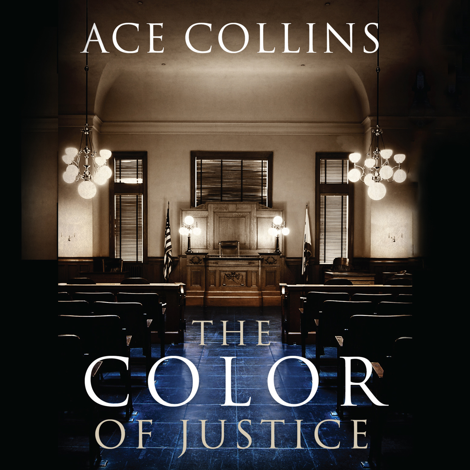 Printable The Color of Justice Audiobook Cover Art