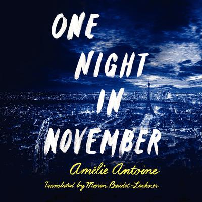One Night in November Audiobook, by Amélie Antoine