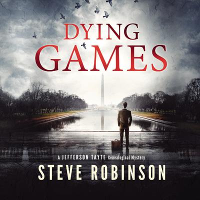 Dying Games Audiobook, by Steve Robinson
