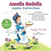 Amelia Bedelia Audio Collection Audiobook, by Peggy Parish
