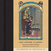 The Austere Academy Audiobook, by Lemony Snicket