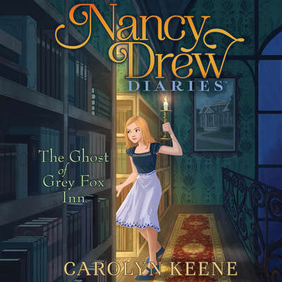 The Ghost of Grey Fox Inn Audiobook, by Carolyn Keene