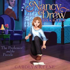 The Professor and the Puzzle Audiobook, by Carolyn Keene