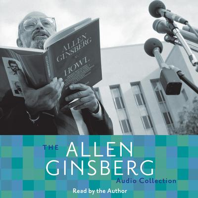 Allen Ginsberg Poetry Collection: Booklet and CD Audiobook, by Allen Ginsberg