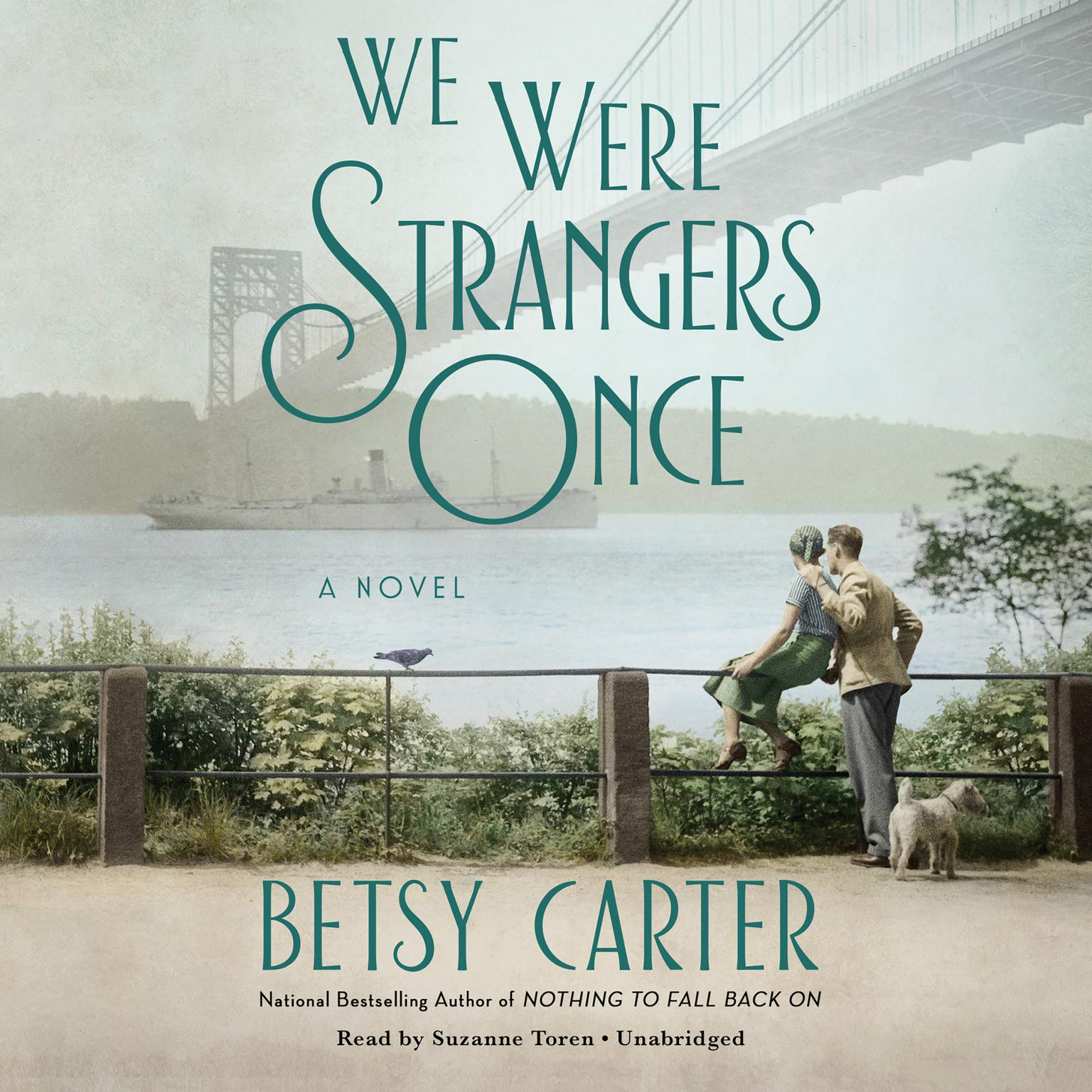 Printable We Were Strangers Once Audiobook Cover Art