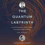 The Quantum Labyrinth: How Richard Feynman and John Wheeler Revolutionized Time and Reality Audiobook, by Paul Halpern