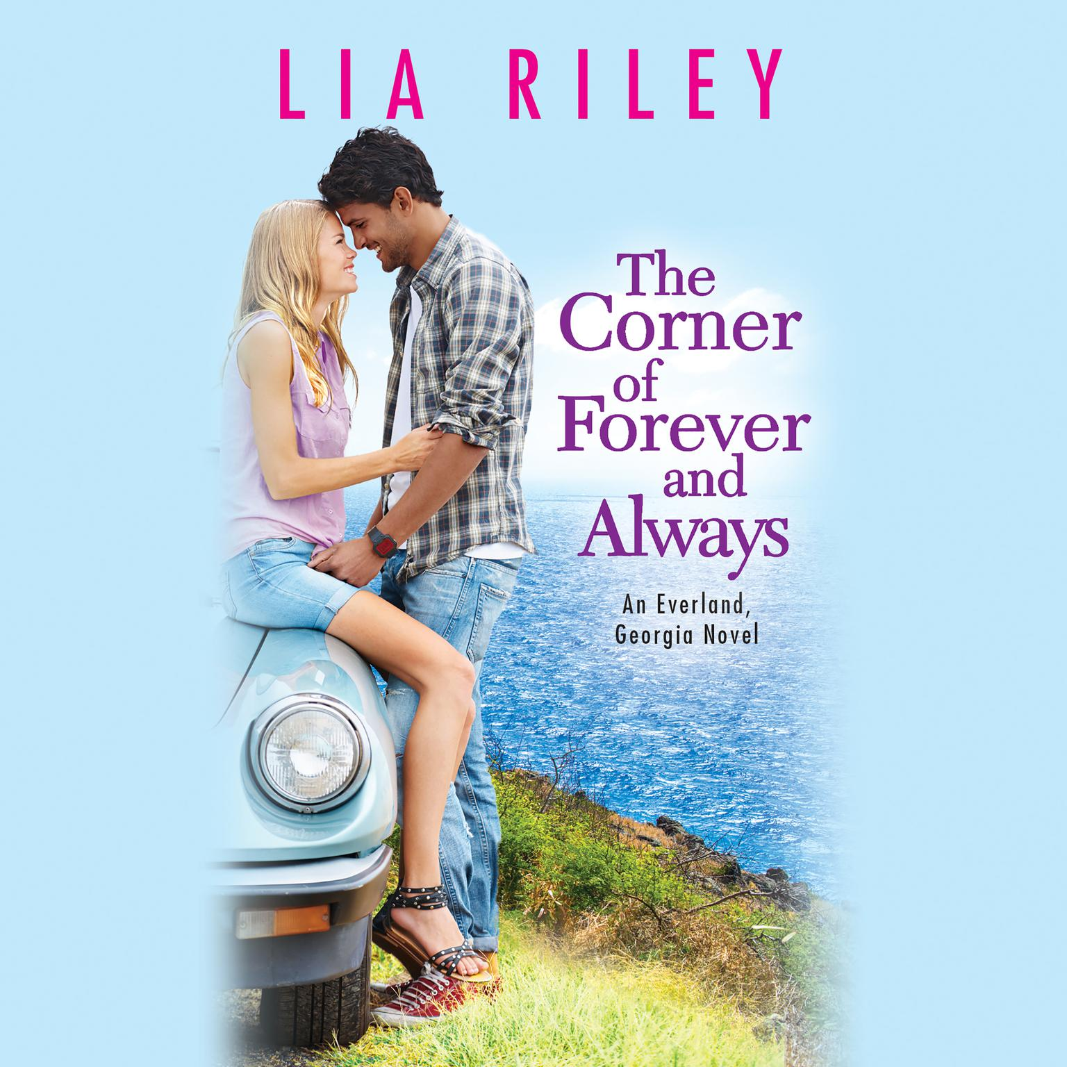 Printable The Corner of Forever and Always Audiobook Cover Art