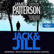 Jack & Jill Audiobook, by James Patterson