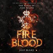 Fireblood Audiobook, by Elly Blake