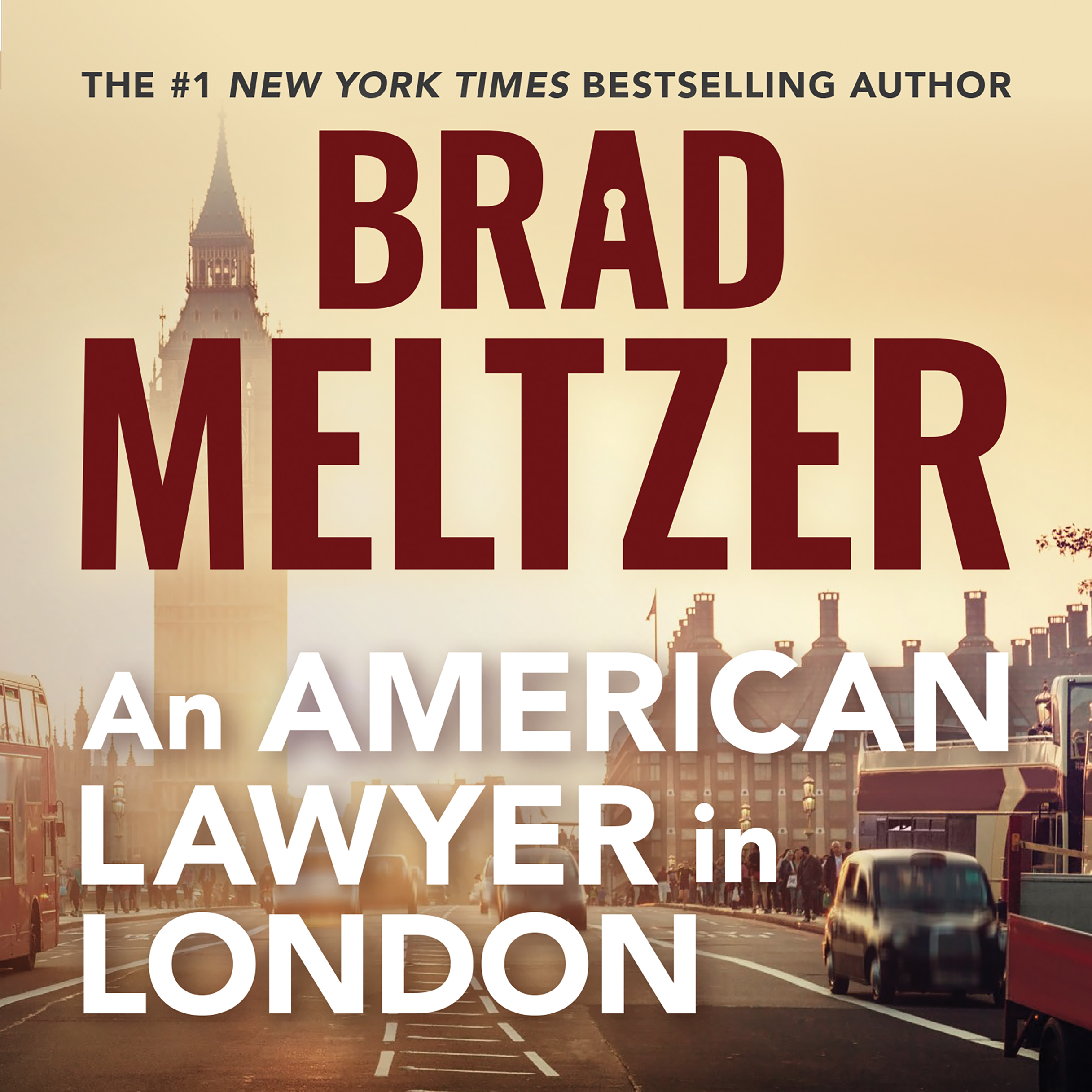 Printable An American Lawyer in London Audiobook Cover Art