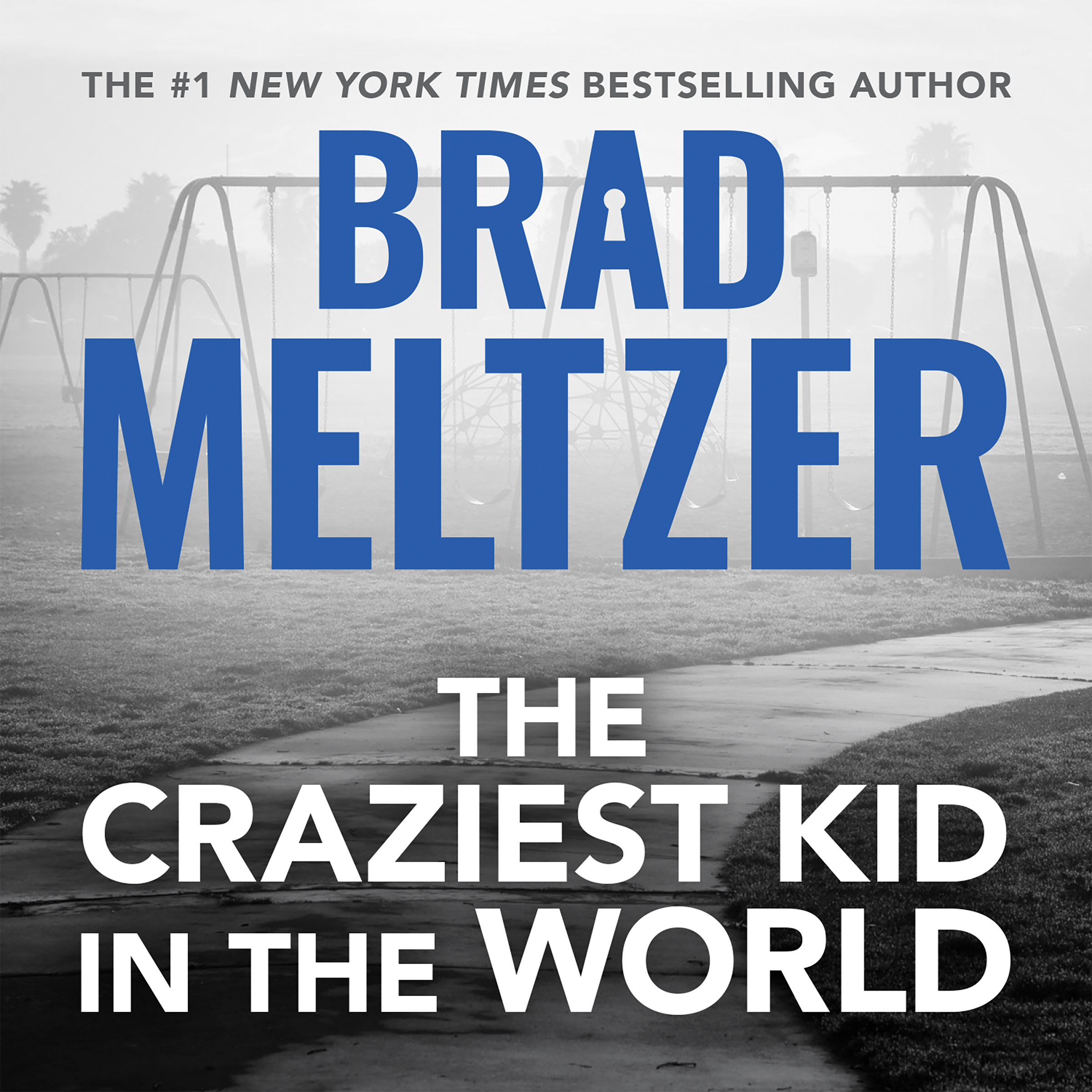 Printable The Craziest Kid in the World Audiobook Cover Art