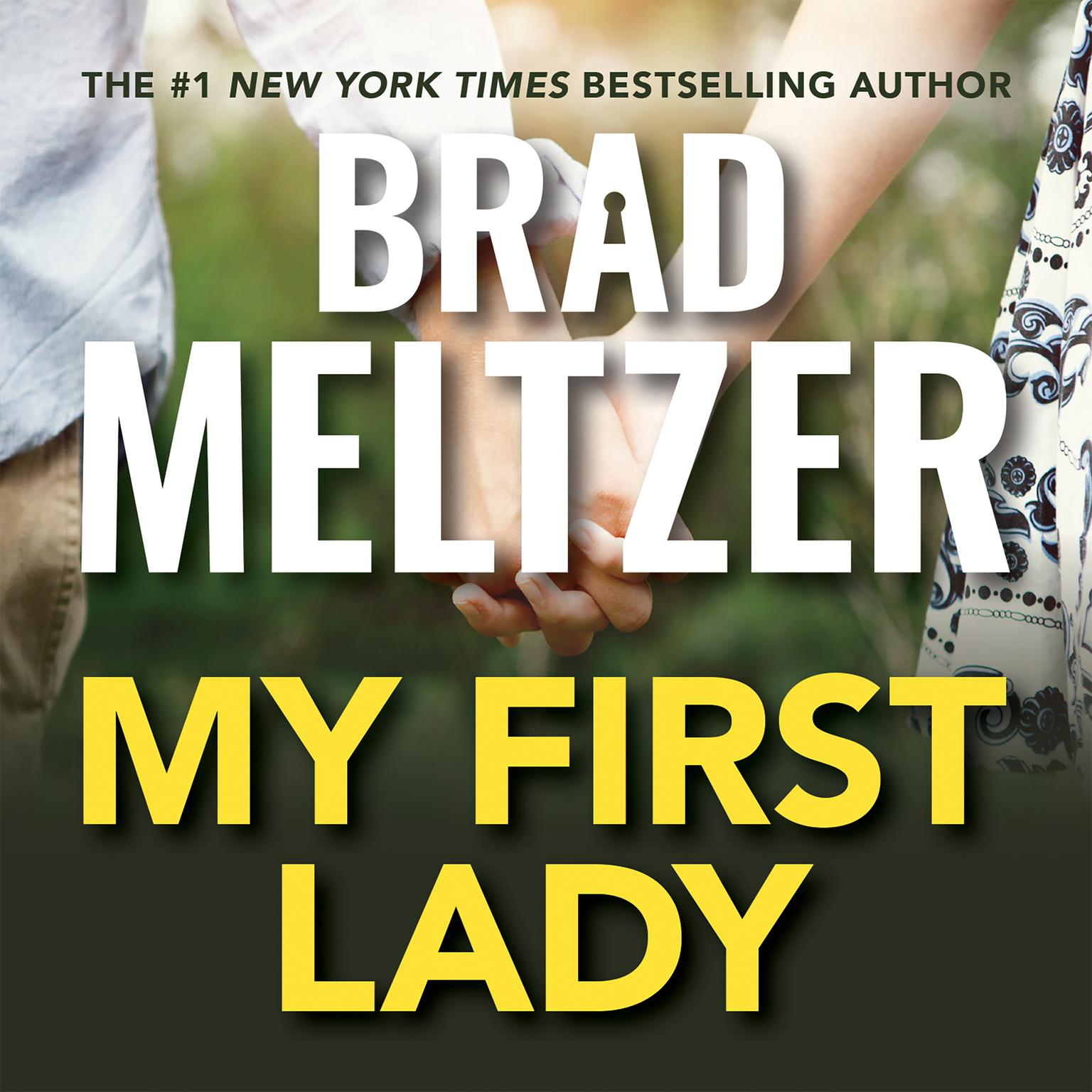 Printable My First Lady Audiobook Cover Art