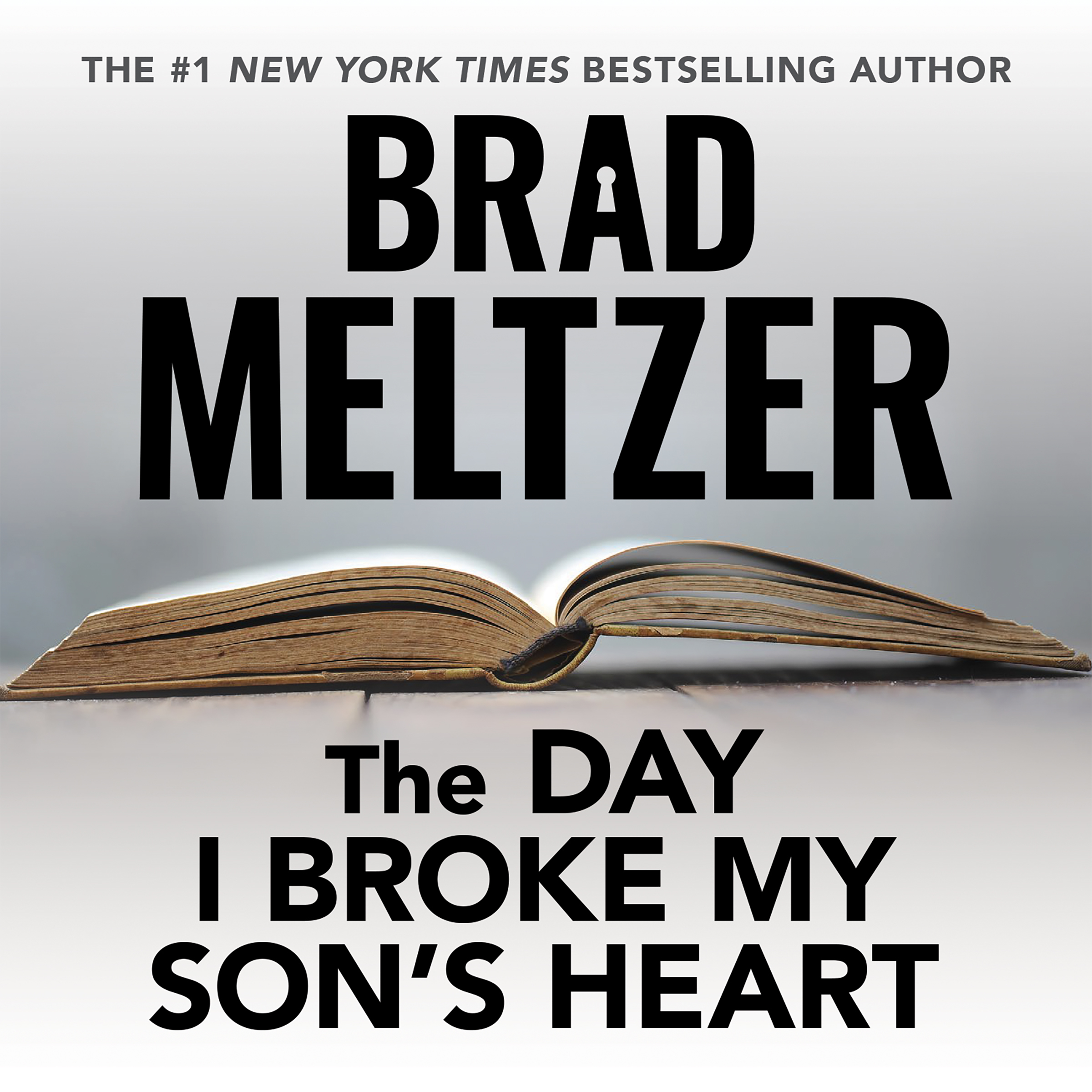 Printable The Day I Broke My Son's Heart Audiobook Cover Art