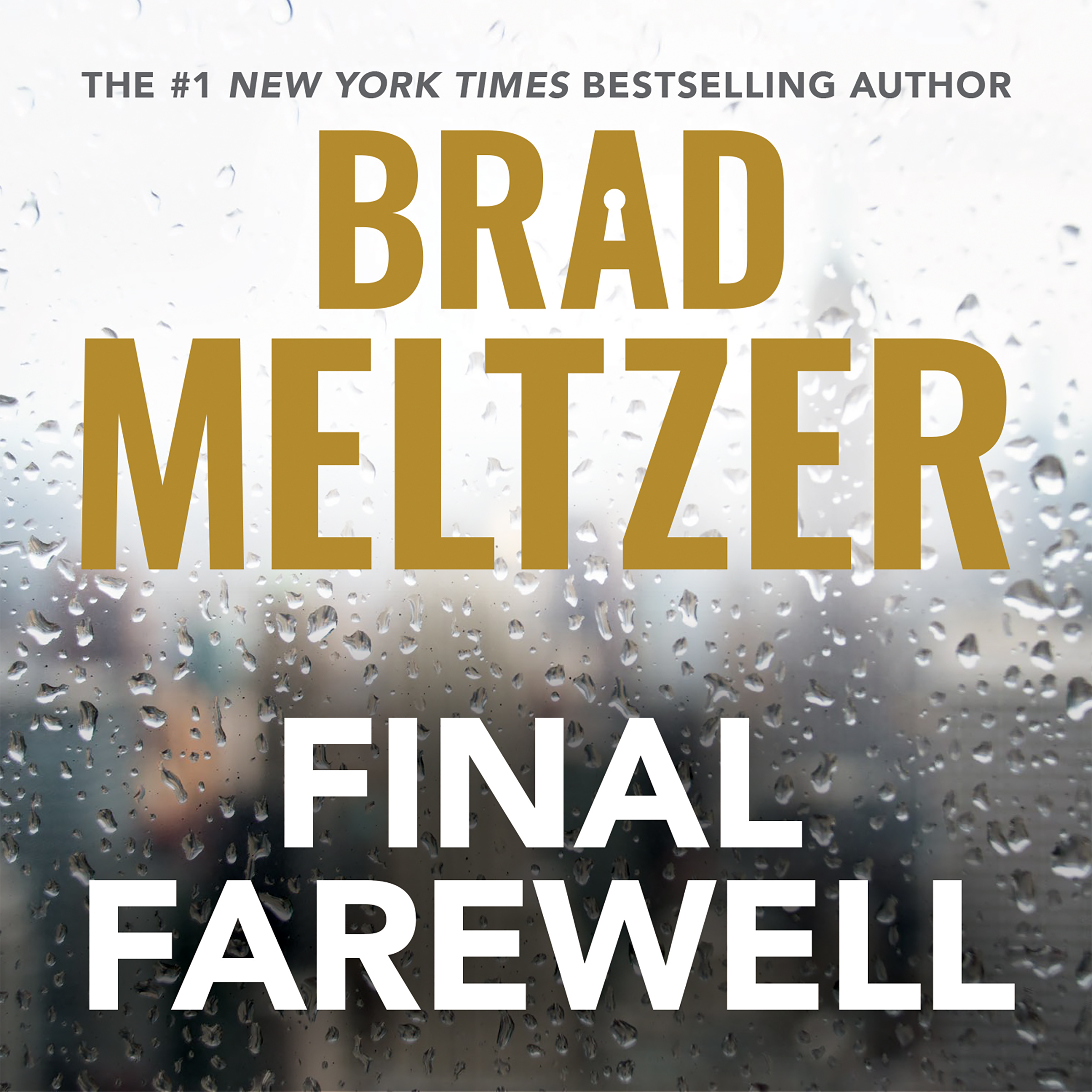 Printable Final Farewell Audiobook Cover Art