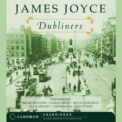 Dubliners Audiobook, by James Joyce
