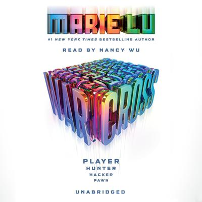 Warcross Audiobook, by Marie Lu