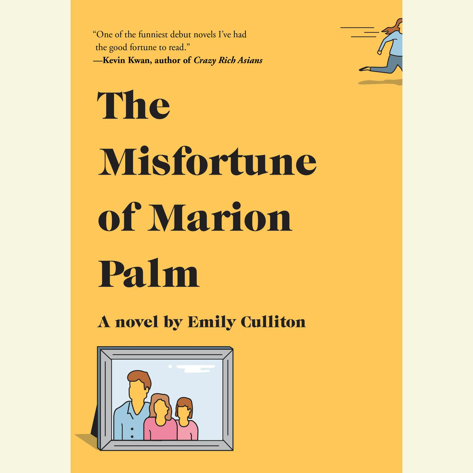Printable The Misfortune of Marion Palm: A novel Audiobook Cover Art