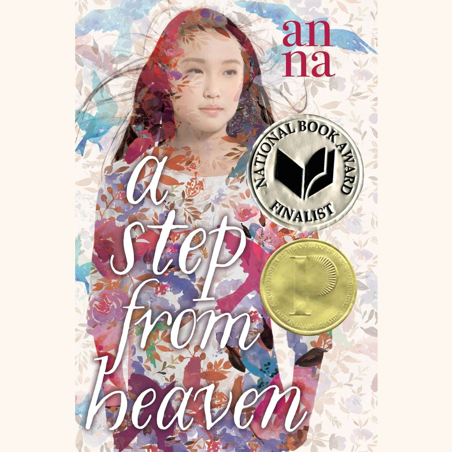 Printable A Step From Heaven Audiobook Cover Art