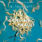 Genuine Fraud, by E. Lockhart