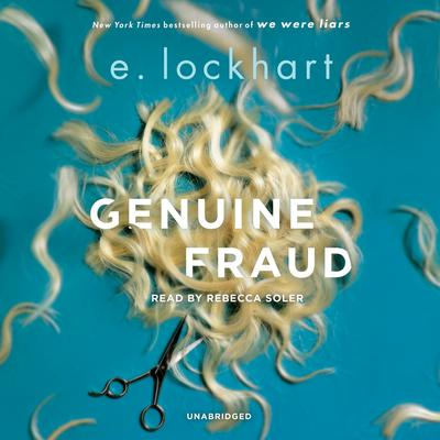 Genuine Fraud Audiobook, by E. Lockhart